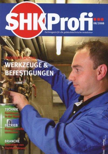 Der SHKProfi berichtet über moderne Architektur im Altstadthaus in ...