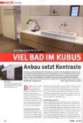 Der SHKProfi berichtet über moderne Architektur im Altstadthaus in ... - Seite 2