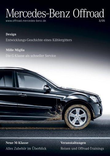 03-2005 - Mercedes-Benz Offroad