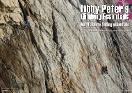 No. 11 : Route finding essentials - Libby Peter