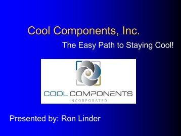 Cool Components, Inc. - Skywalker