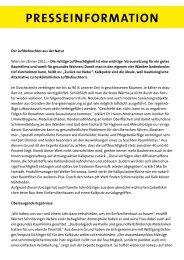 Presseinfo Fam. Schnoetzinger.pdf, Seiten 1-3 - Weber