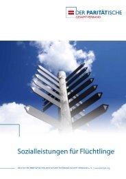 Arbeitshilfe: Sozialleistungen für Flüchtlinge - Qualifizierung der ...