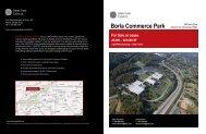 Borla Commerce Park - Jones Lang LaSalle