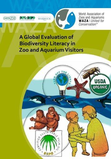WAZA Visitor Survey Report