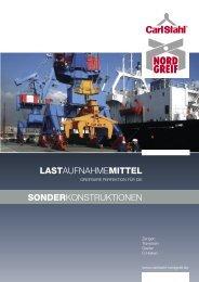 Katalog Sonderkonstruktionen als PDF-Datei herunterladen...