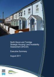 Executive Summary - North Devon District Council
