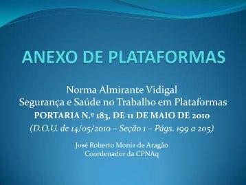 José Roberto Aragão - Trabalho e Vida