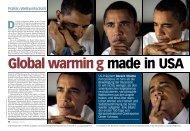 Obama, 100-Tage-Bilanz - Dieter Schnaas