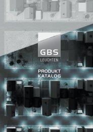 GBS Leuchten Katalog 2011