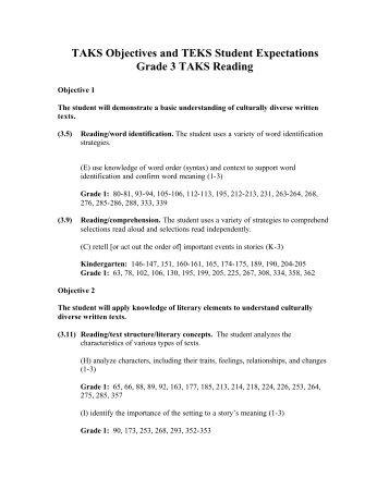 taks test essay