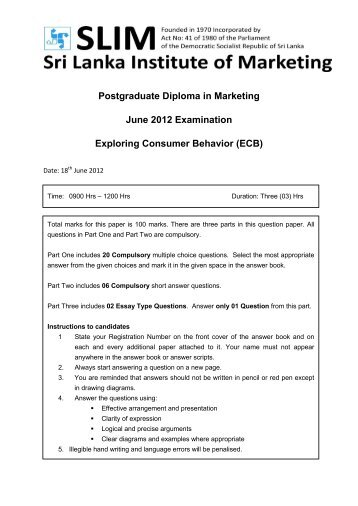 marketing assignment 2012 © imm graduate school of marketing assignment: 2nd semester 2012 m4/mar303  you are expected to compile an integrated marketing plan for amarula cream for the.