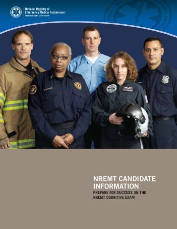NREMT Candidate Information - National Registry of Emergency ...