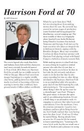 Harrison Ford at 70 - Senior Living Guide