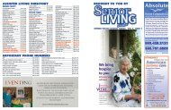 Brevard/Volusia - Senior Living Guide