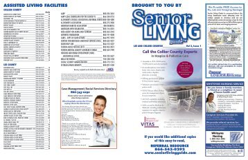 brought to you by assisted living facilities - Senior Living Guide