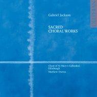 Sacred choral WorkS - Chandos