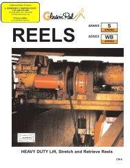 Gleason S&WB Reel Catalog - J. Herbert Corporation