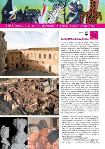 SERVIZI EDUCATIVI DIDATTICI - Comune di Siena