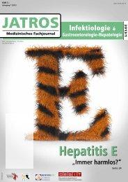 Hepatitis E - Österreichische Gesellschaft für Infektionskrankheiten