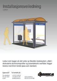 Monteringsanvisning - Euroskilt AS