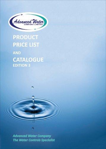 Pressure Relief Valves - Advanced Water