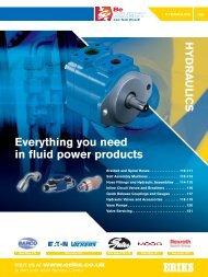 TD03 Hydraulics - Eriks UK