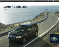 View Land Rover LR2 Brochure - Land Rover Marin