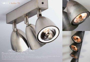 download specifications - Nosta Light