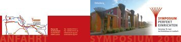 SYMPOSIUM 2010 - Werner AG