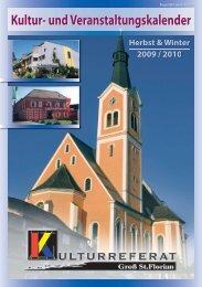 september 2010 - Marktgemeinde Groß St. Florian