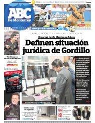 Definen situación jurídica de Gordillo - Periodicoabc.mx