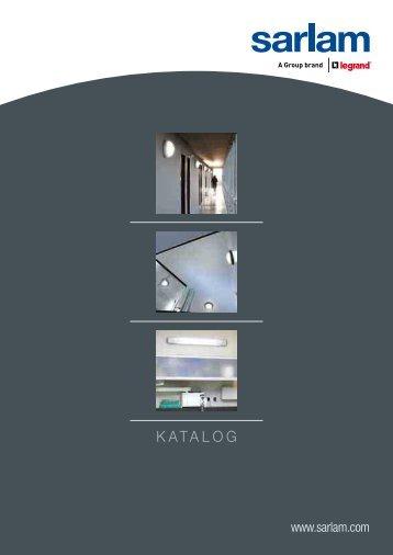 KATALOG - Sarlam
