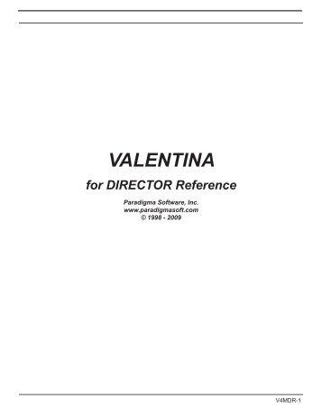 Properties - Valentina
