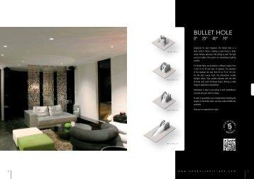 BULLET HOLE - 100 % Light