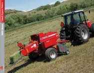 1800 Series Small Square Baler Brochure