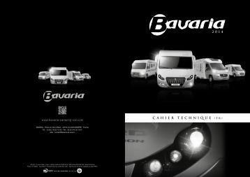 Consultez notre catalogue technique - Bavaria