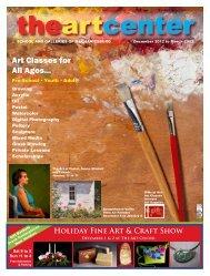 Winter 2012 Catalog.pdf - The Art Center School and Galleries