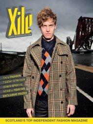 scotland's top independent fashion magazine - Xile Clothing