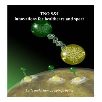 Innovations for Healthcare and Sport - Future Technology Center