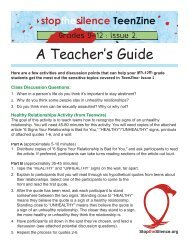 Lesson Plans - 9-12 - Issue 2.indd