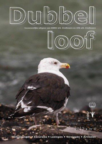 2012-04 Dubbelloof.pdf - KNNV Vereniging voor Veldbiologie