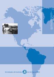 Tätigkeitsbericht 2004 - Ärzte der Welt e.V.