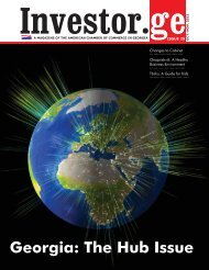 Issue 5, 2012 October-November - Investor.ge