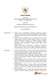 1 bupati sragen salinan peraturan daerah kabupaten sragen nomor ...