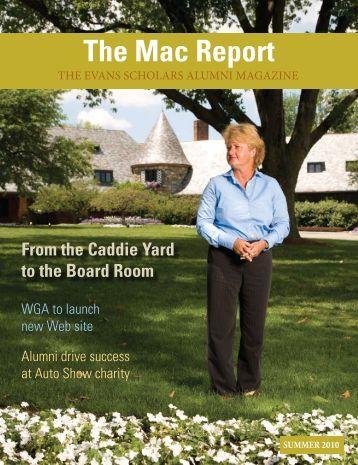 The Mac Report - Western Golf Association
