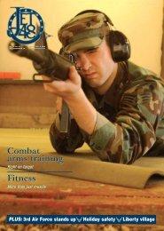 Combat arms training - RAF Lakenheath