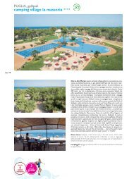 camping village la masseria **** - Holiday Salento
