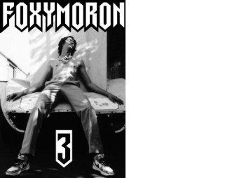 foxymoron 3 pdf model