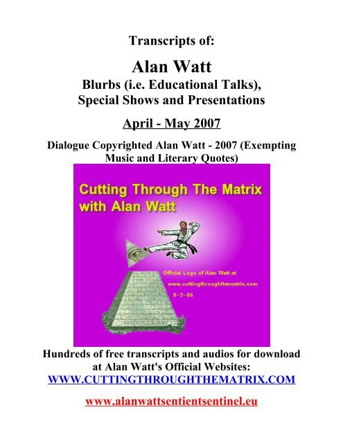 Alan Watts quote photo print Poster pre signed Superb quality Work as play